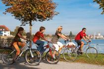 Geführte Radtouren - Raderleih - Friedrichshafen